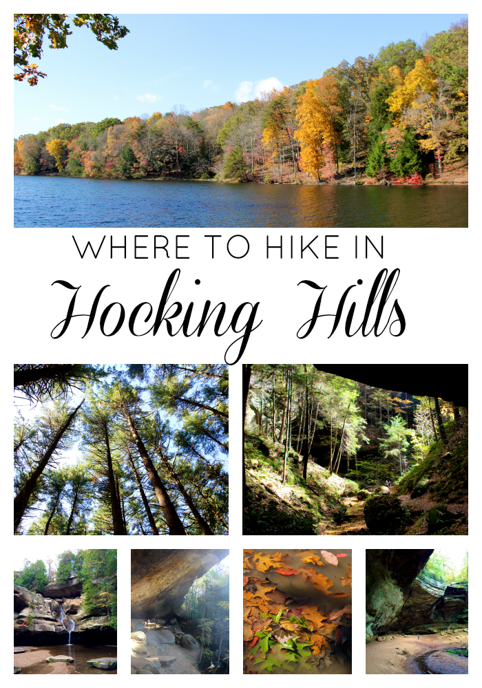 Where to Hike in Hocking Hills | girl about columbus