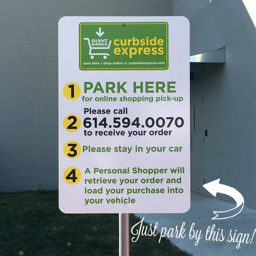 curbside-express-sign