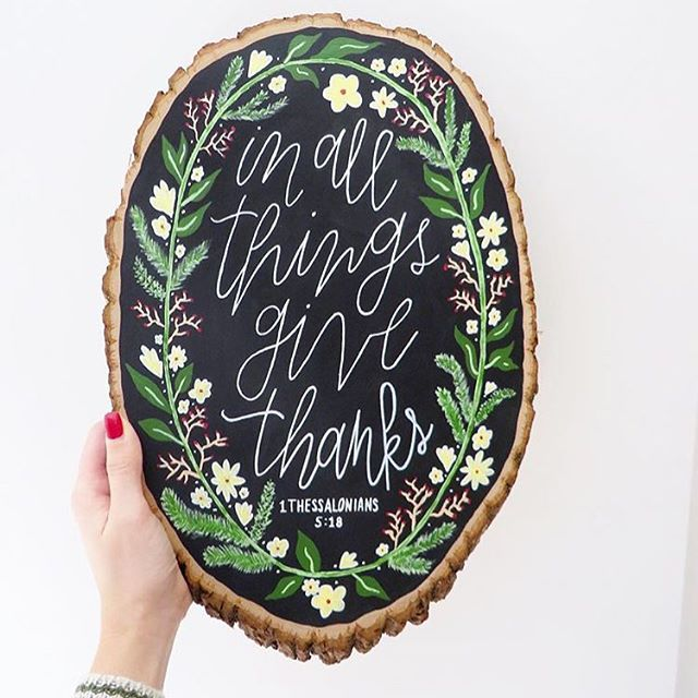 in-all-things-give-thanks-sign
