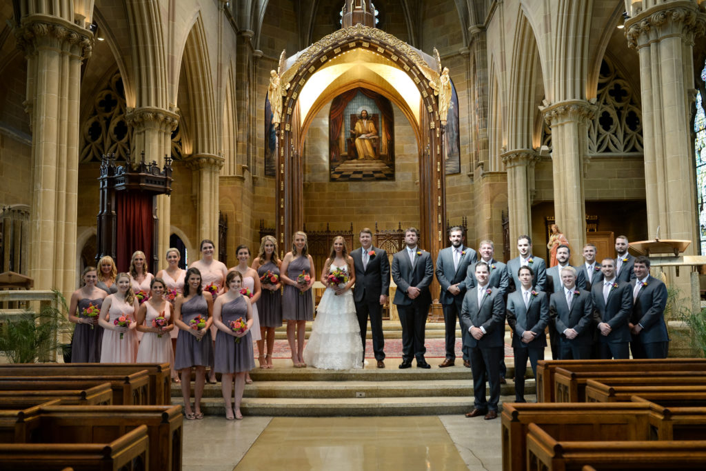 Bridal Party | St. Joseph Cathedral