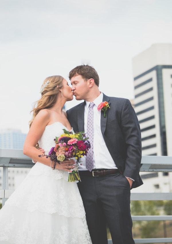 A Beautiful Columbus Wedding: Jill + Brad