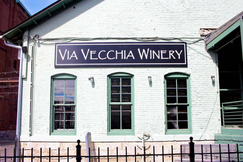 Via Vecchia Winery | girl about columbus