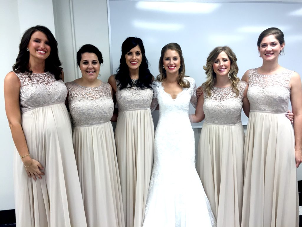 Bridal Party | girl about columbus