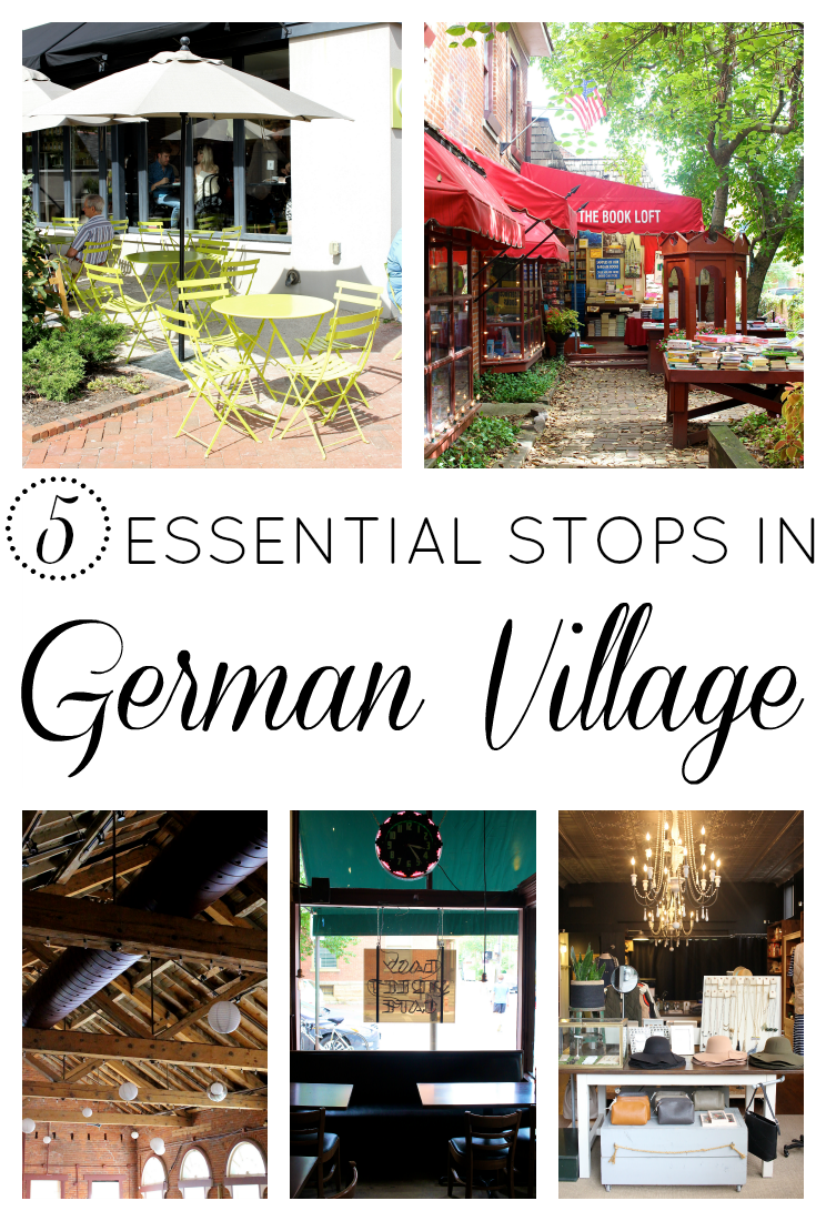 5 Essential Stops in German Village | girl about columbus