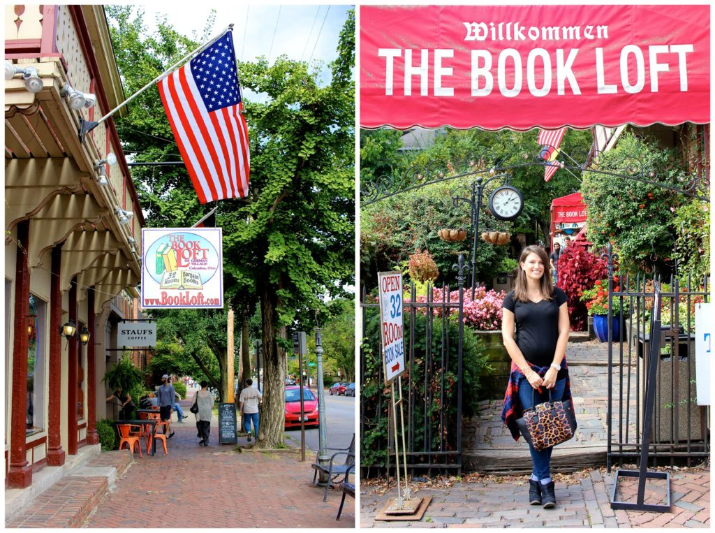 The Book Loft | girl about columbus