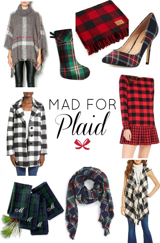Mad for Plaid | girl about columbus