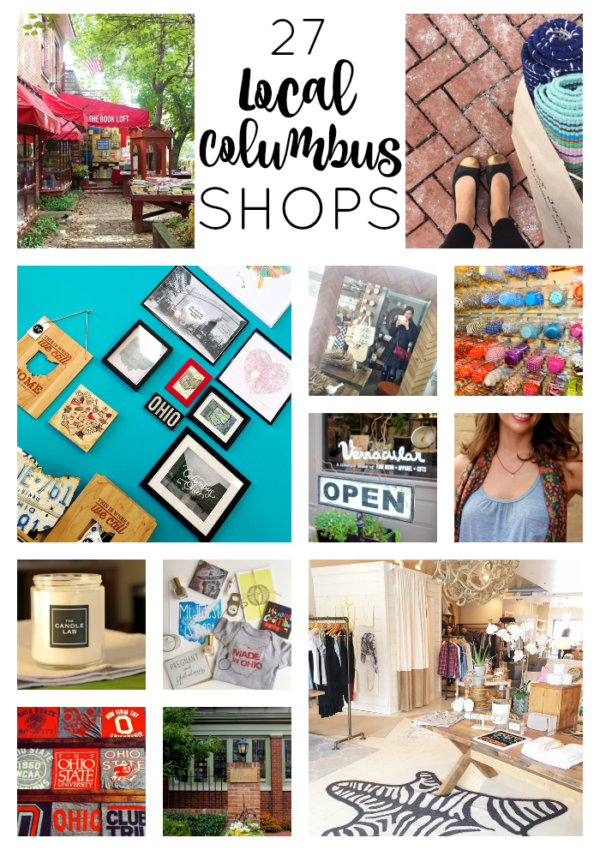 27 Local Columbus Shops