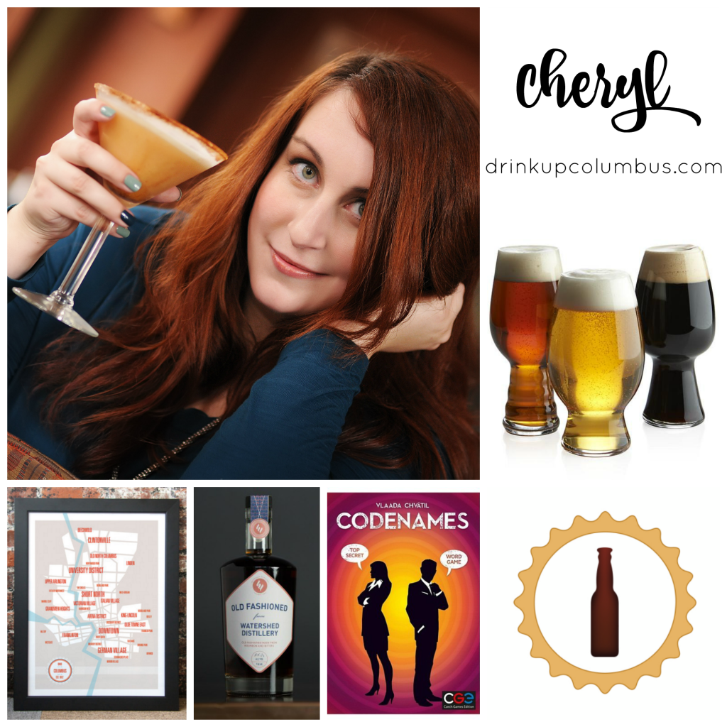 Cheryl Harrison / Drink Up Columbus / Blogger Wishlist