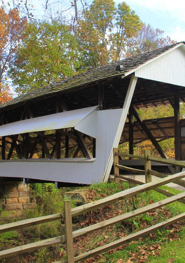 3 Charming Covered Bridges in Ohio