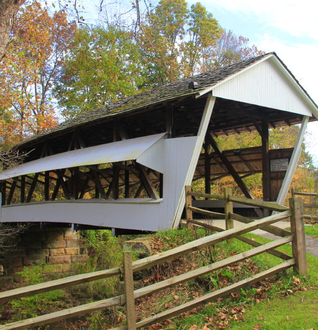 3 Charming Covered Bridges in Ohio