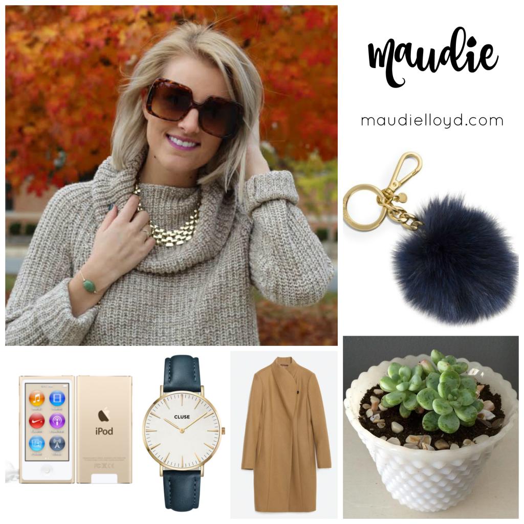 Maudie Lloyd Wishlist