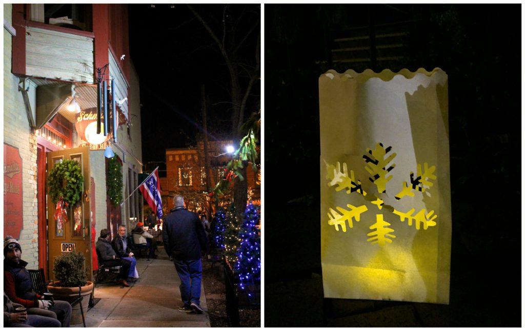 Schmidt's Village Lights