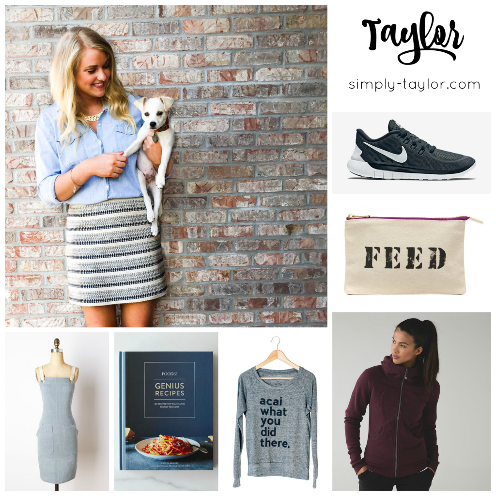 Simply Taylor's Wishlist / Columbus Bloggers