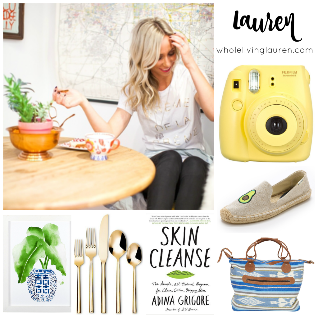 Whole Living Lauren | Ultimate Columbus Bloggers' Gift Guide