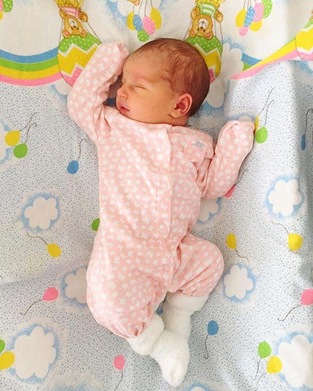 Life Lately: January // Baby Girl