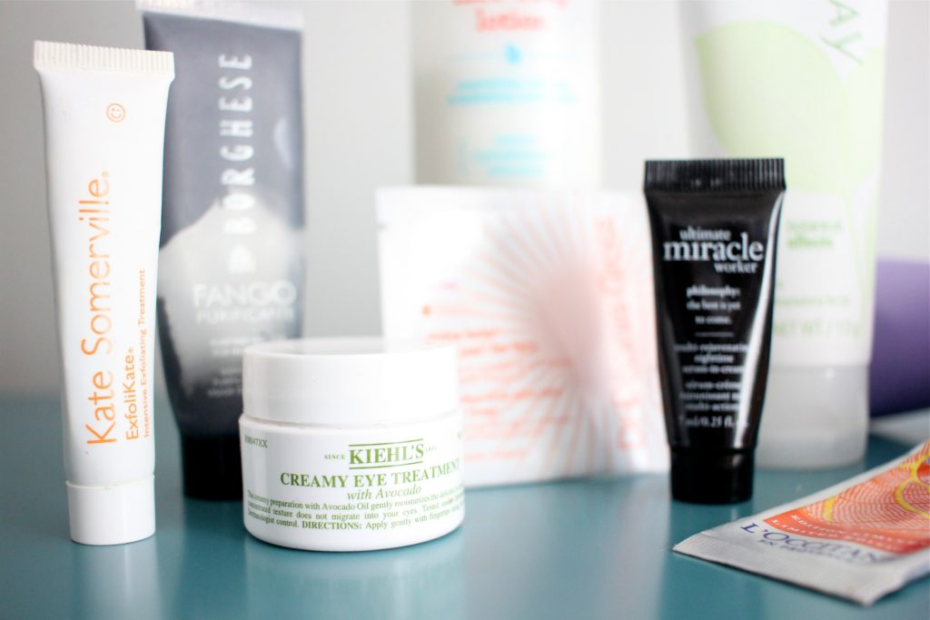 Go-To Skincare Routine // girl about columbus