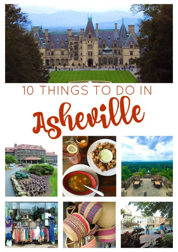 10 Things to Do in Asheville, North Carolina // girl about columbus