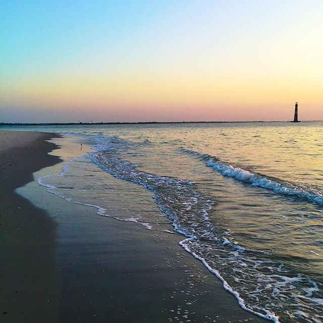 folly-beach-sunrise
