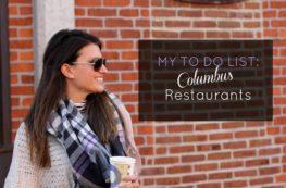 My To-Do List: 10 Columbus Restaurants :: girl about columbus