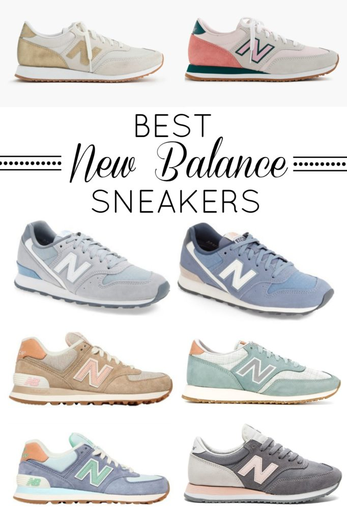 Best New Balance Sneakers / girl about columbus