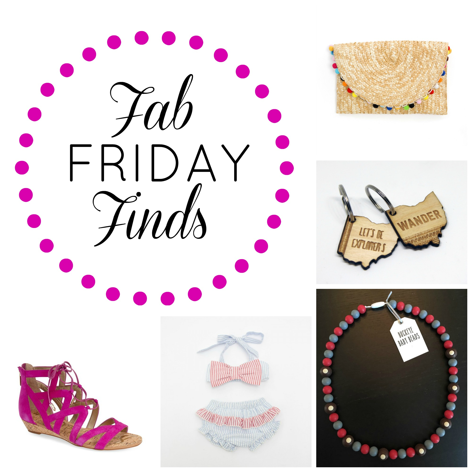 Fab Friday Finds // girl about columbus