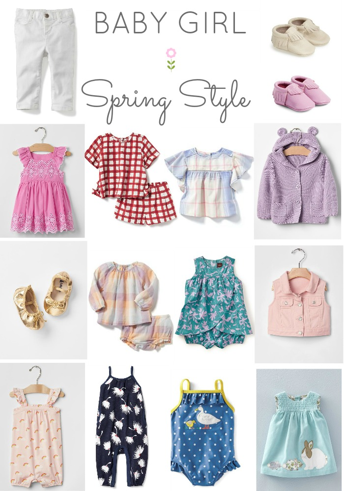Spring Style: Baby Girl