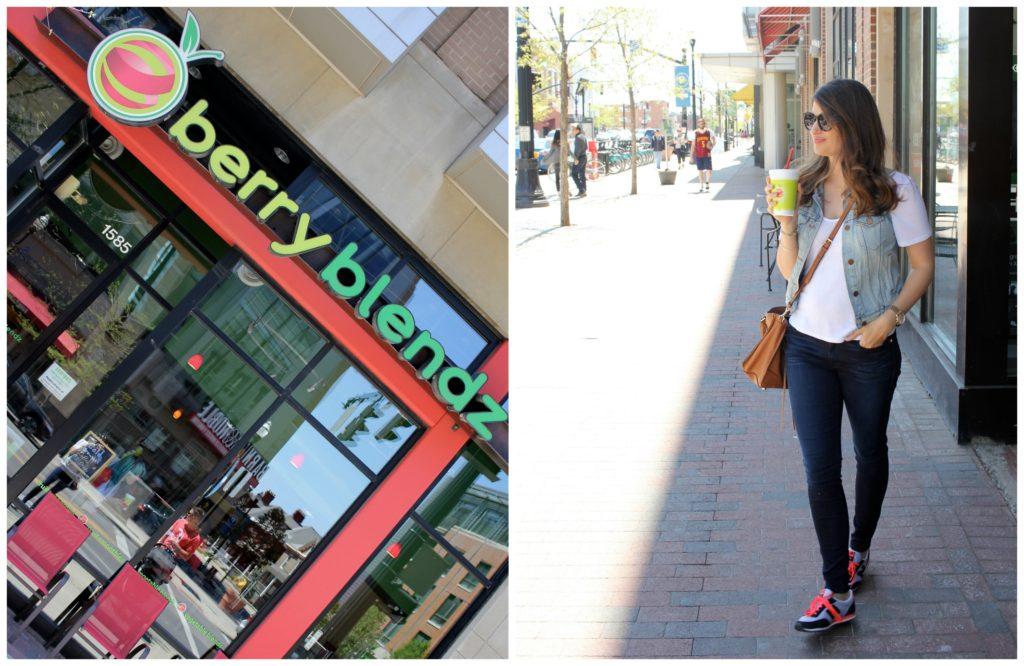 Berry Blendz / Gateway / Columbus, Ohio