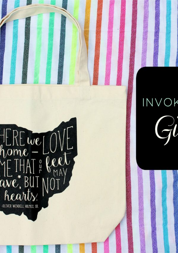 OH is Home Tote Giveaway!!!