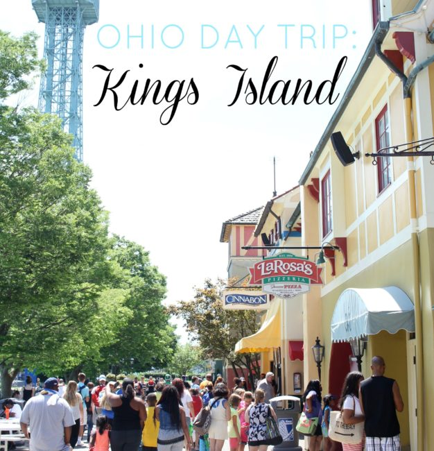 Ohio Day Trip: Kings Island