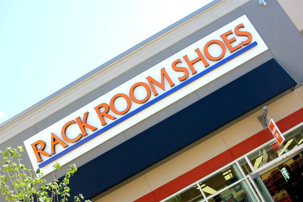 Rack Room Shoes // Tanger Outlets // Columbus, Ohio