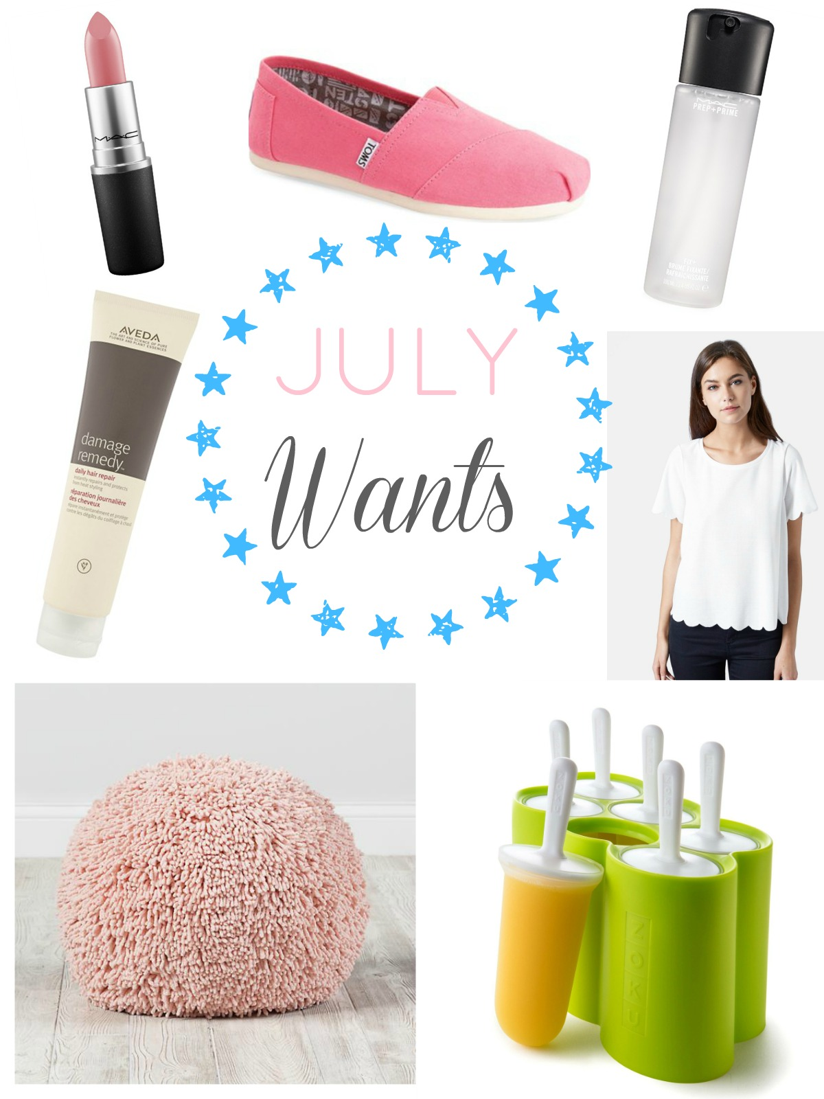 July Wants // girl about columbus