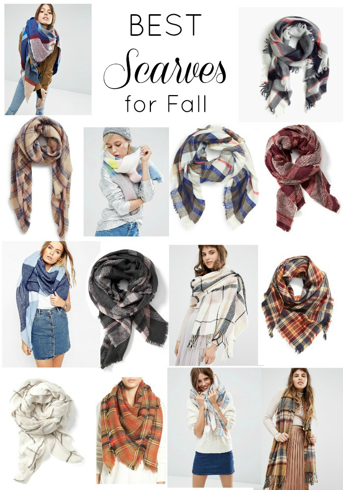 Best Blanket Scarves