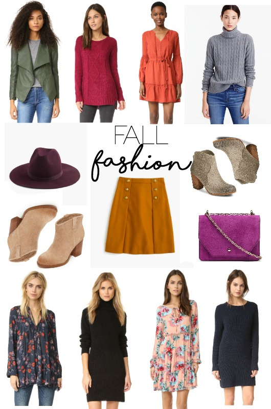 Fall Fashion Finds // girl about columbus