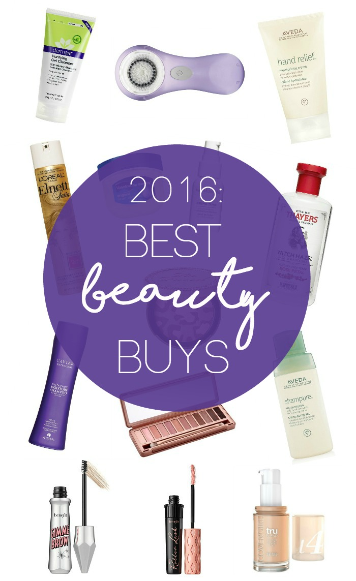 2016: Best Beauty Buys // girl about columbus