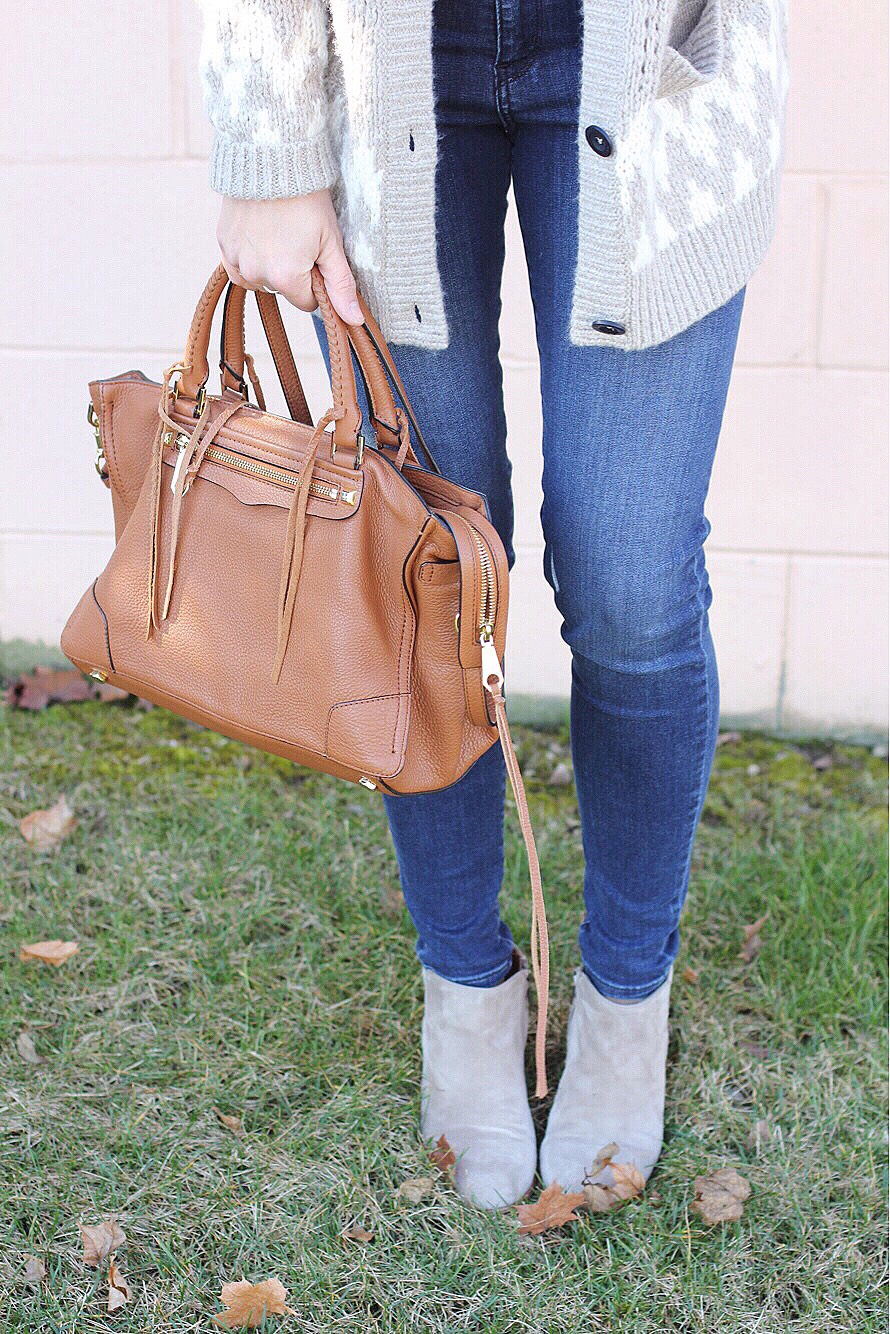 jeans and booties // girl about columbus