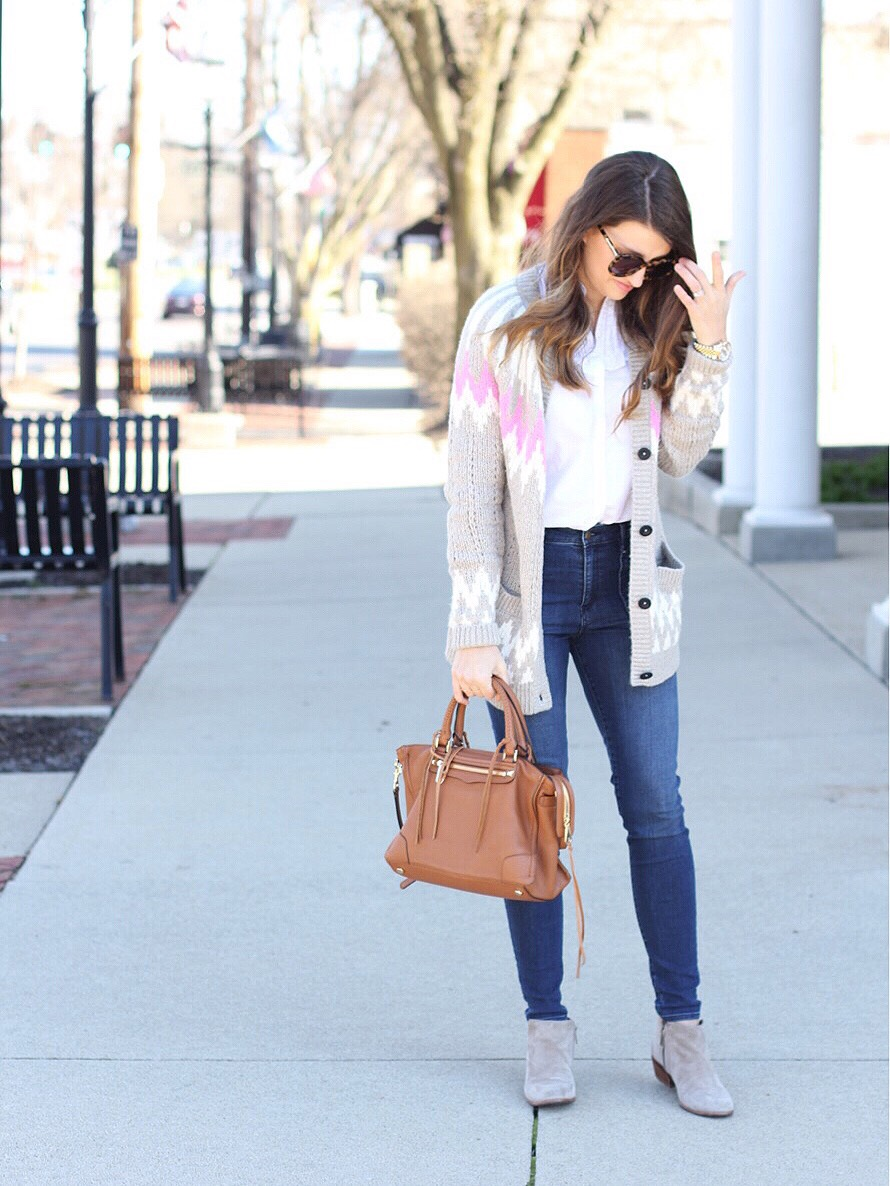 spring fashion // girl about columbus