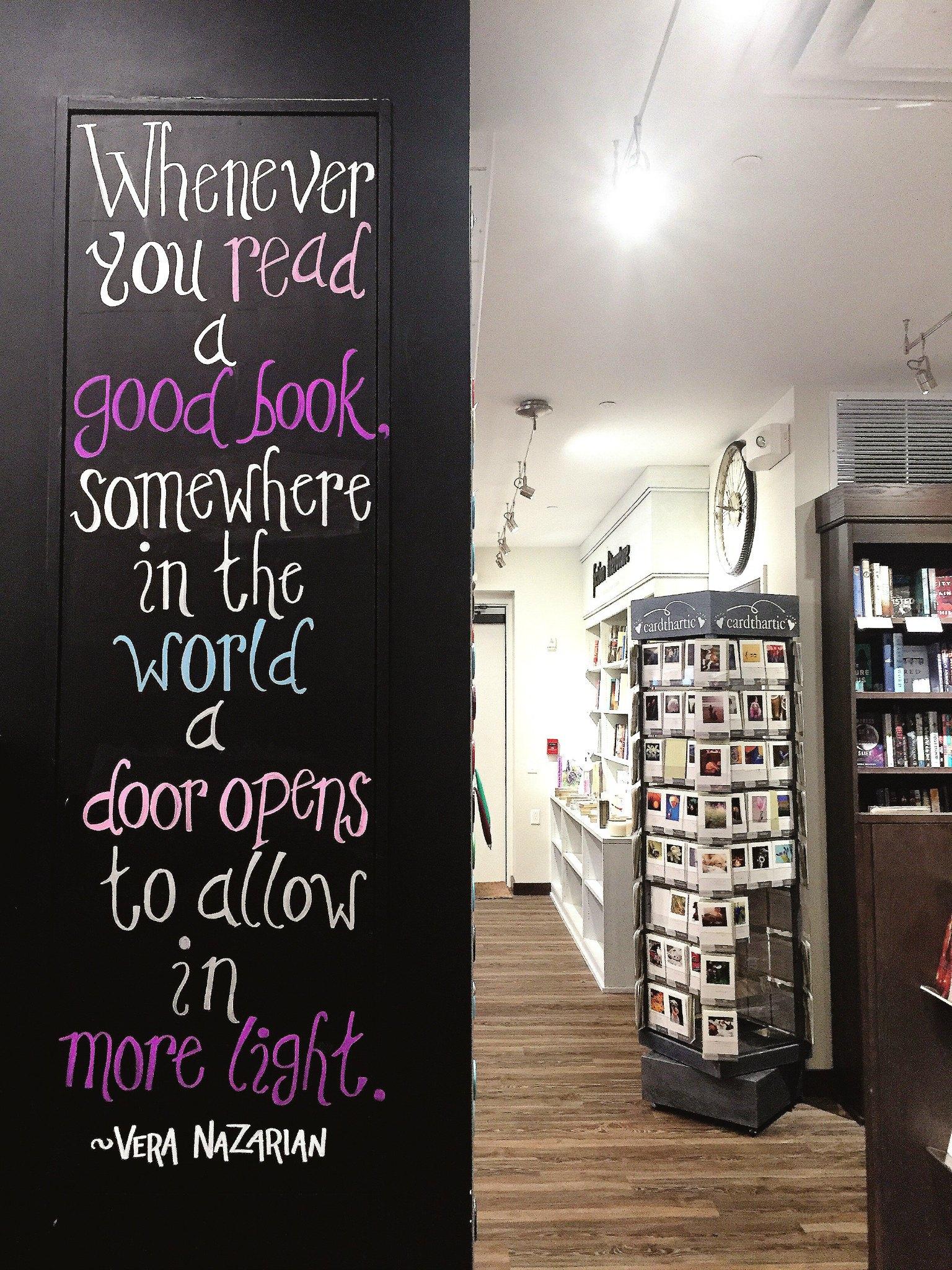 bookstore bexley