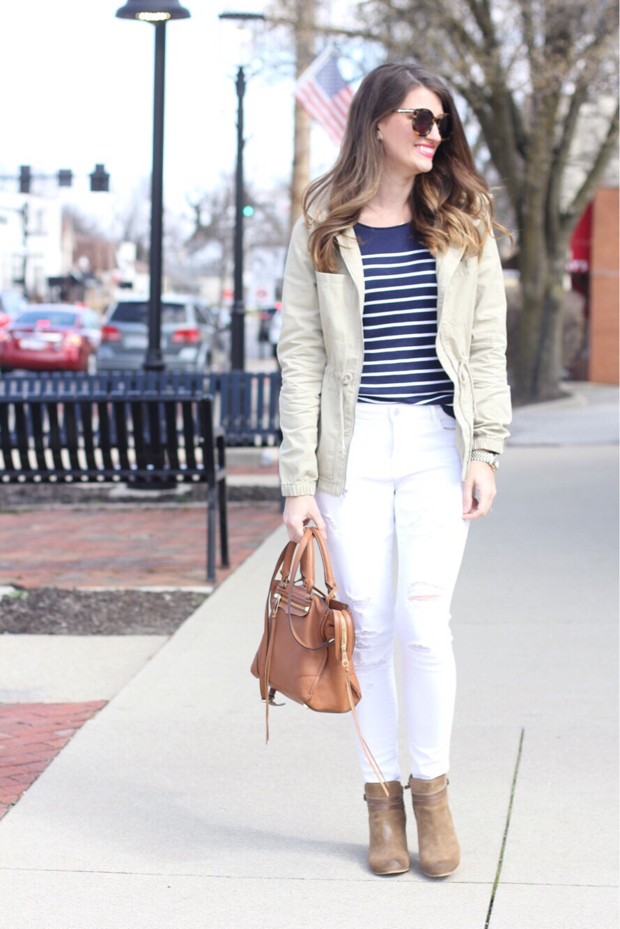 neo nautical spring
