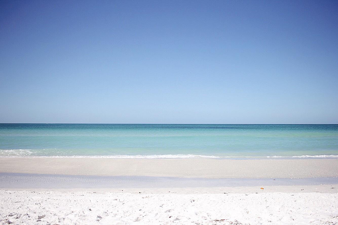 anna maria island beach