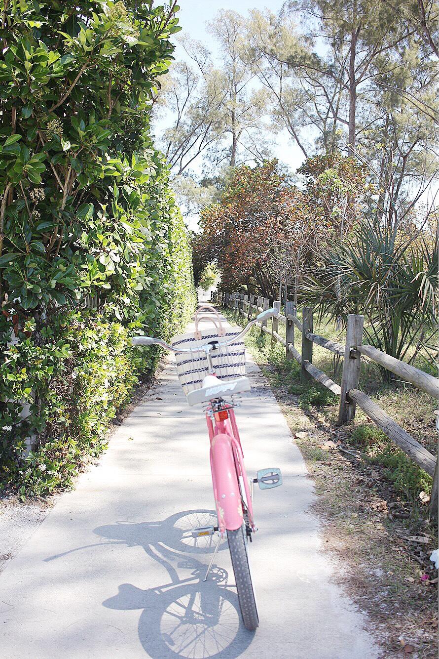 anna maria island bike riding