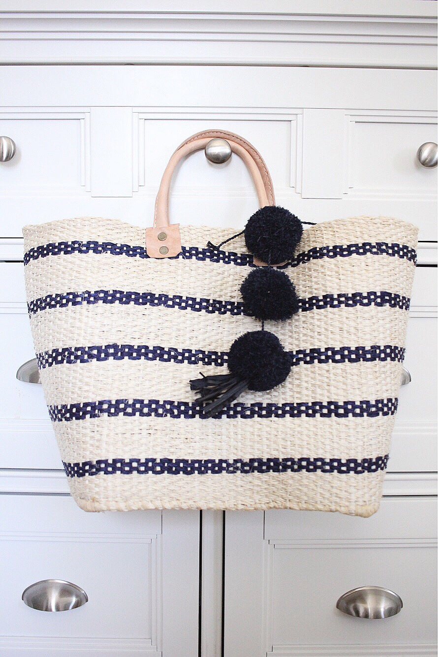 mar y sol tote bag