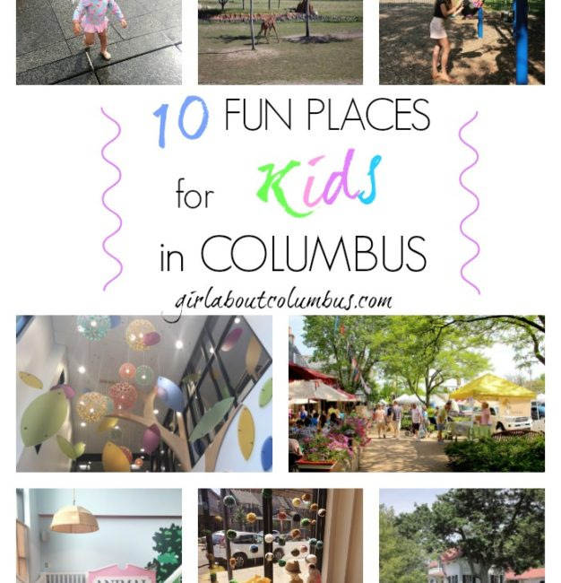 10 Must-Know Fun Places for Kids in Columbus