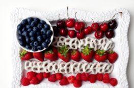 july 4th fruit idea