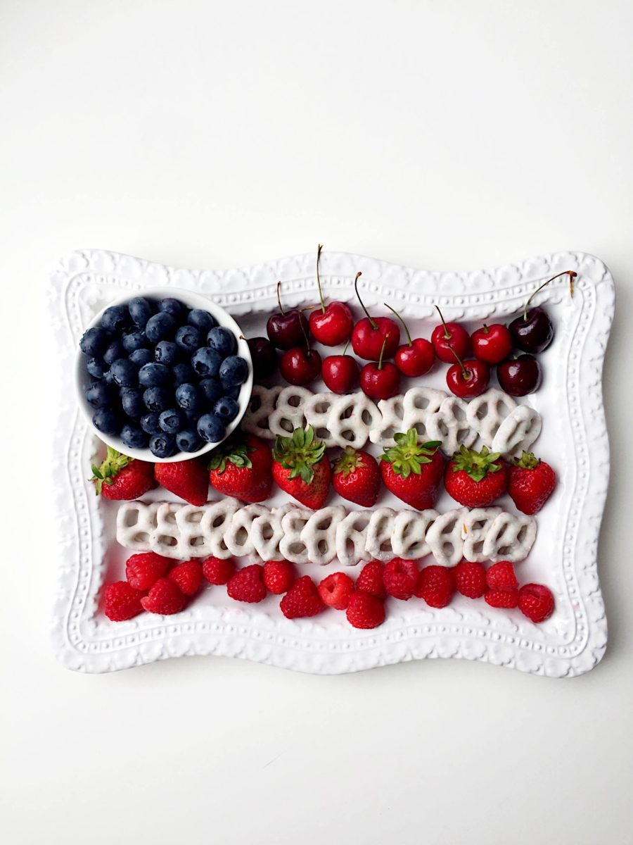 july 4th fruit idea