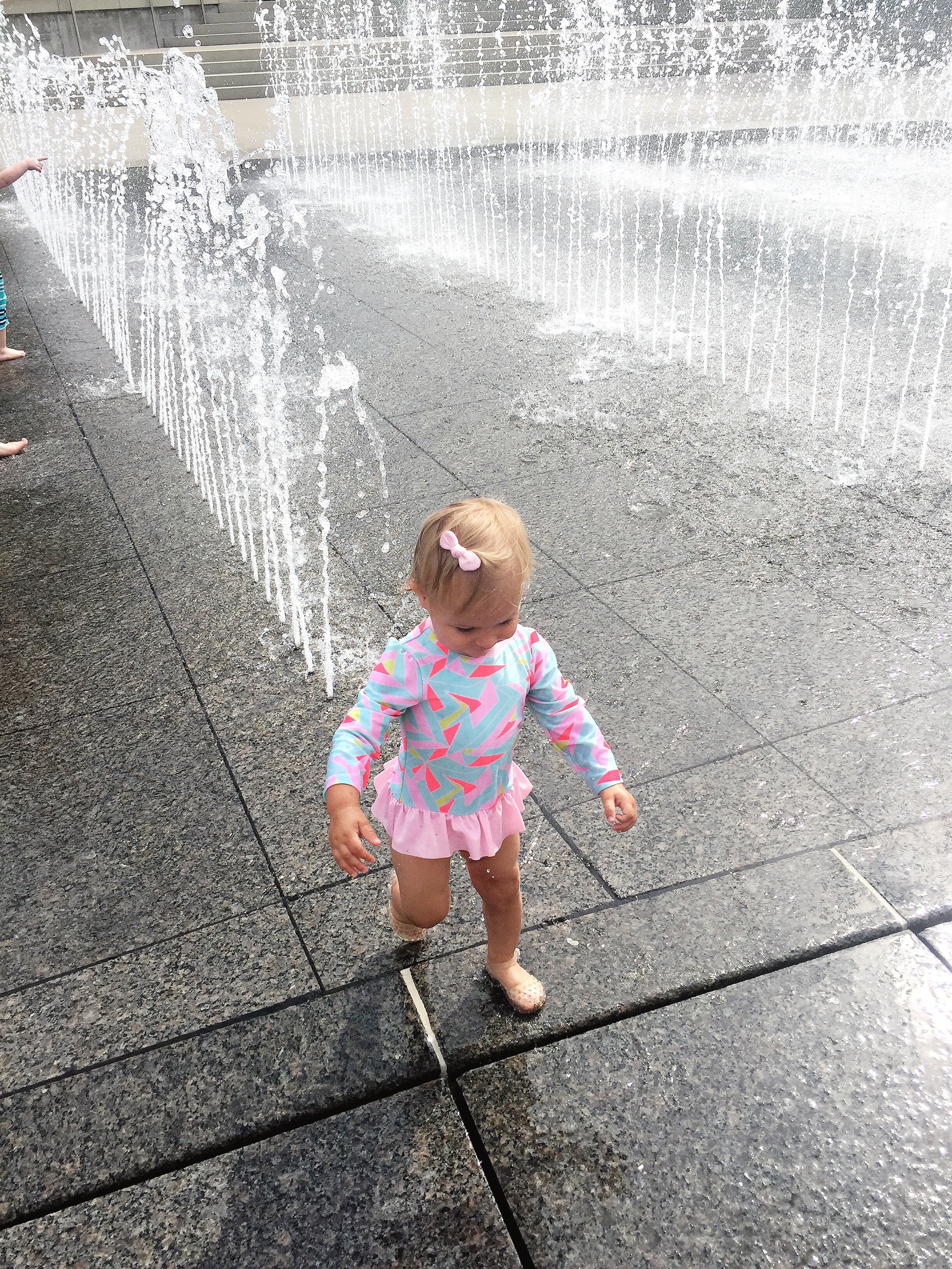 scioto mile splash pad