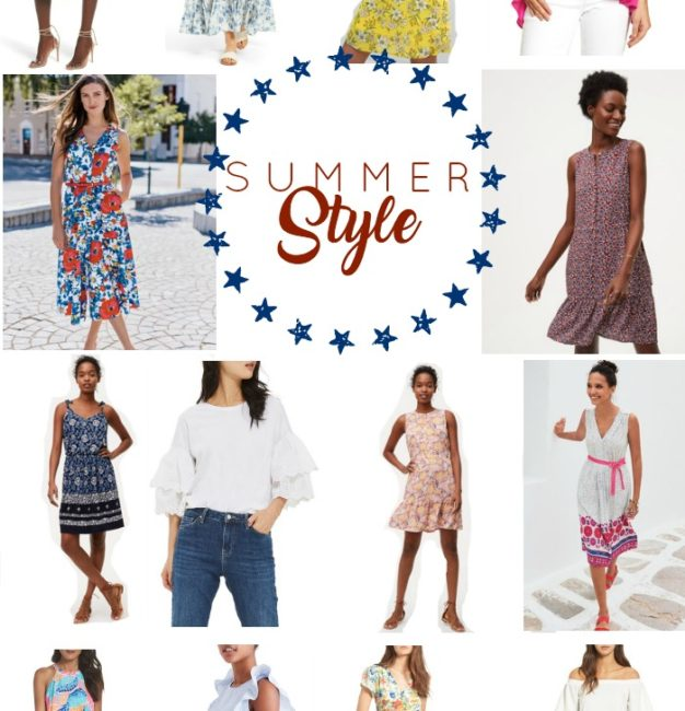 Favorite Summer Dresses & Tops!