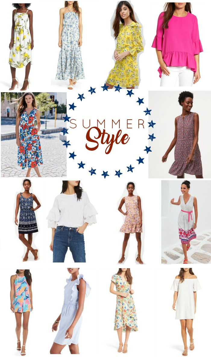 Affordable, comfortable, and beautiful summer style picks