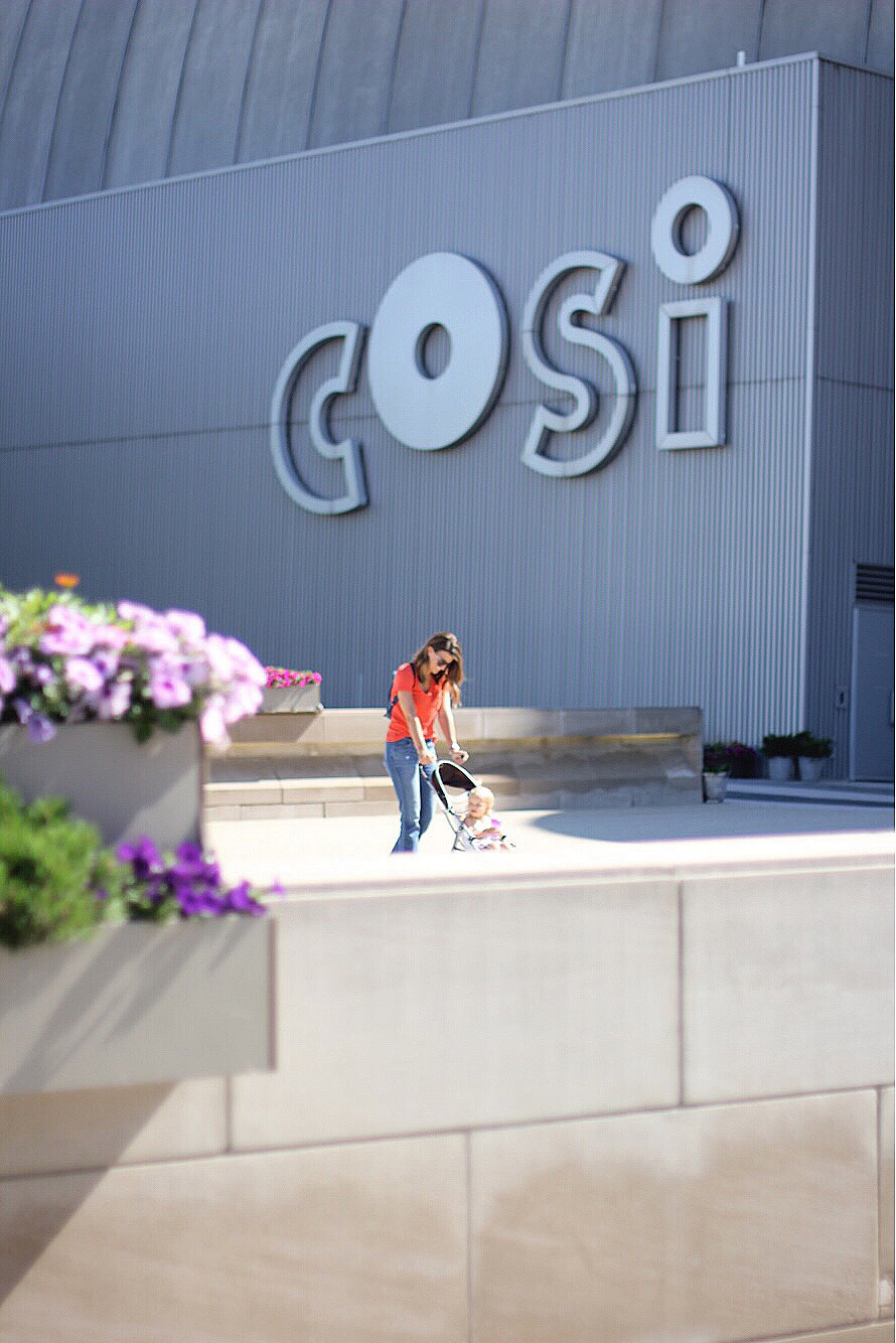 COSI // girl about columbus