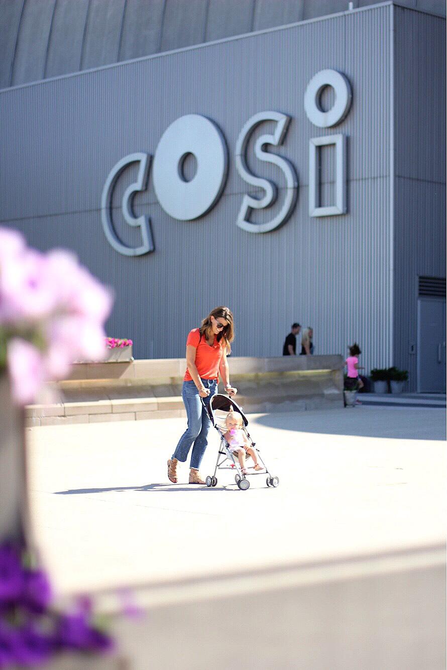 COSI // girl about columbus
