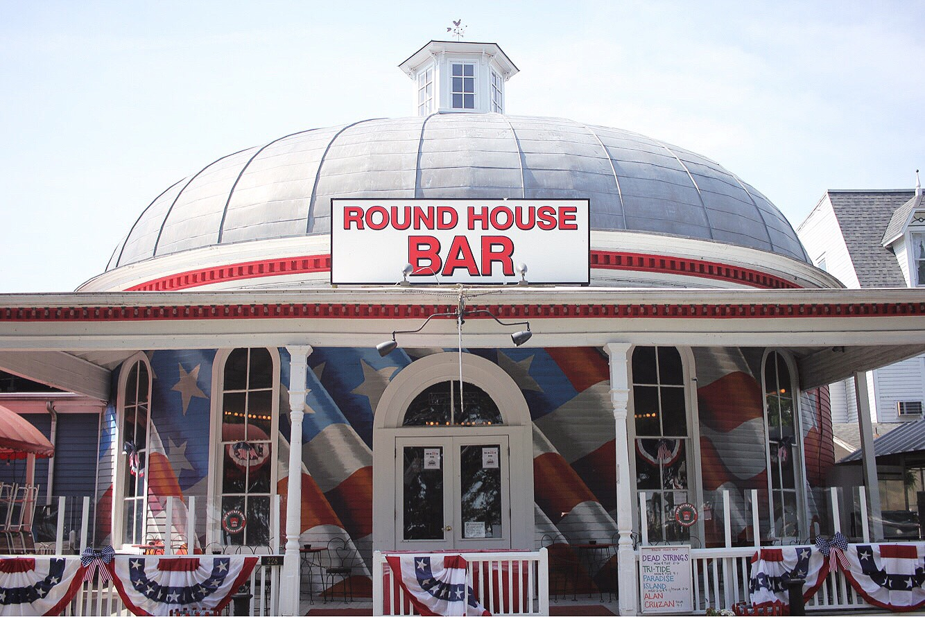 round house bar put in bay